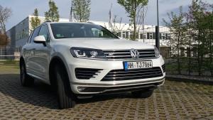 VW Touareg TDI 3.0 R-Line