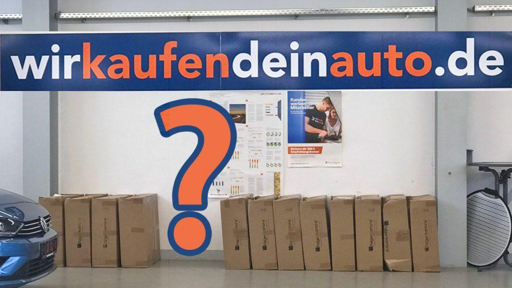 wirkaufendeinauto.de - ein Erfahrungsbericht